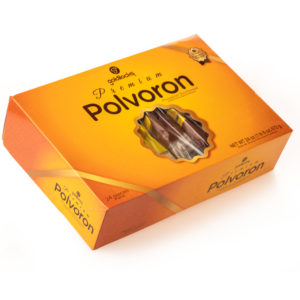 Polvoron Assorted 24 pcs. Box